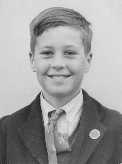 1956 school photo