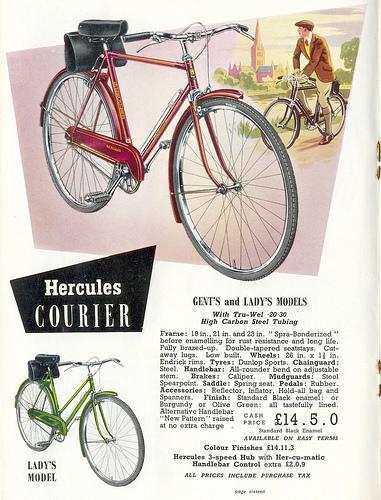 1958 Hercules Courier