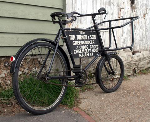 1960 grocery bike