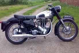 1967 Norton 50